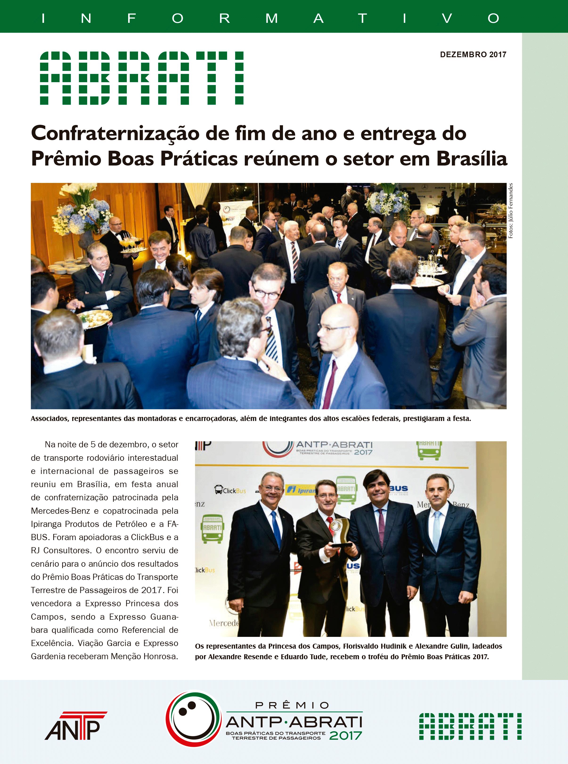 Informativo Dezembro 2017